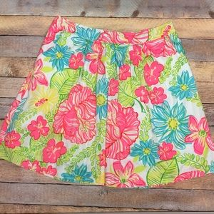 Lilly Pulitzer Skirt Size 14